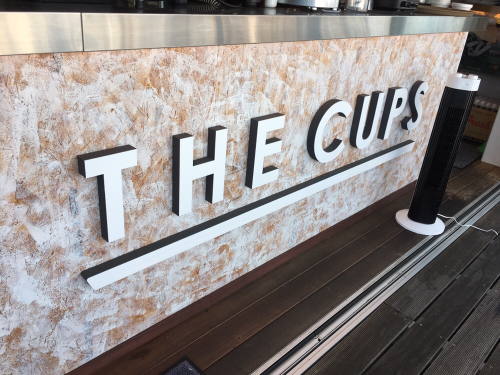 the cups harbor cafe 熱田