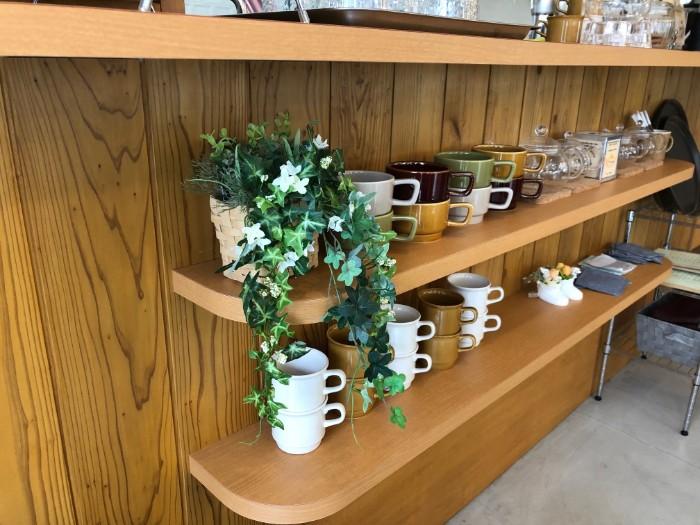 LIETO cafe 観葉植物