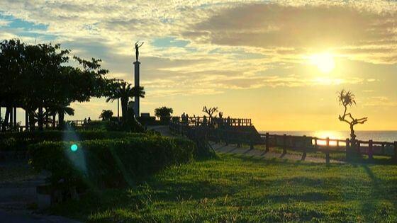【沖縄旅行3日目】海とアメリカンビレッジで遊び尽くす!お土産はイオンがおすすめ