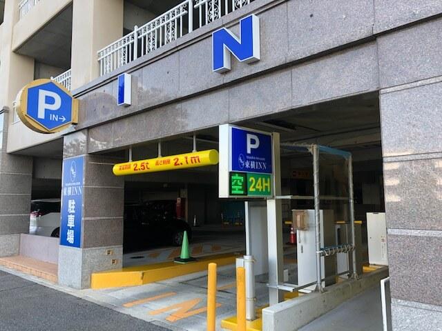 セントレア周辺の安い駐車場は東横イン
