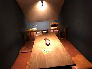 エイトパークカフェ犬山店の個室2